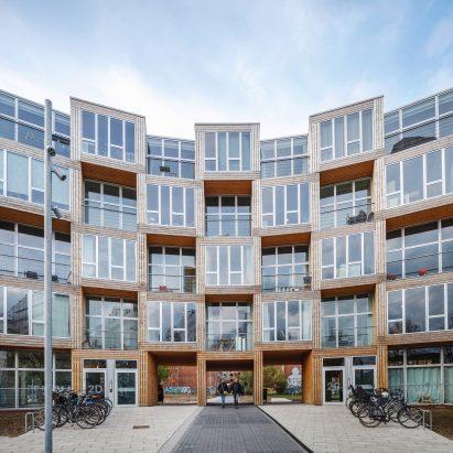 Housing Dezeen New Apartment Building Design