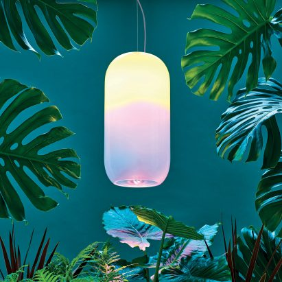 BIG and Artemide create a lamp that helps plants grow indoors