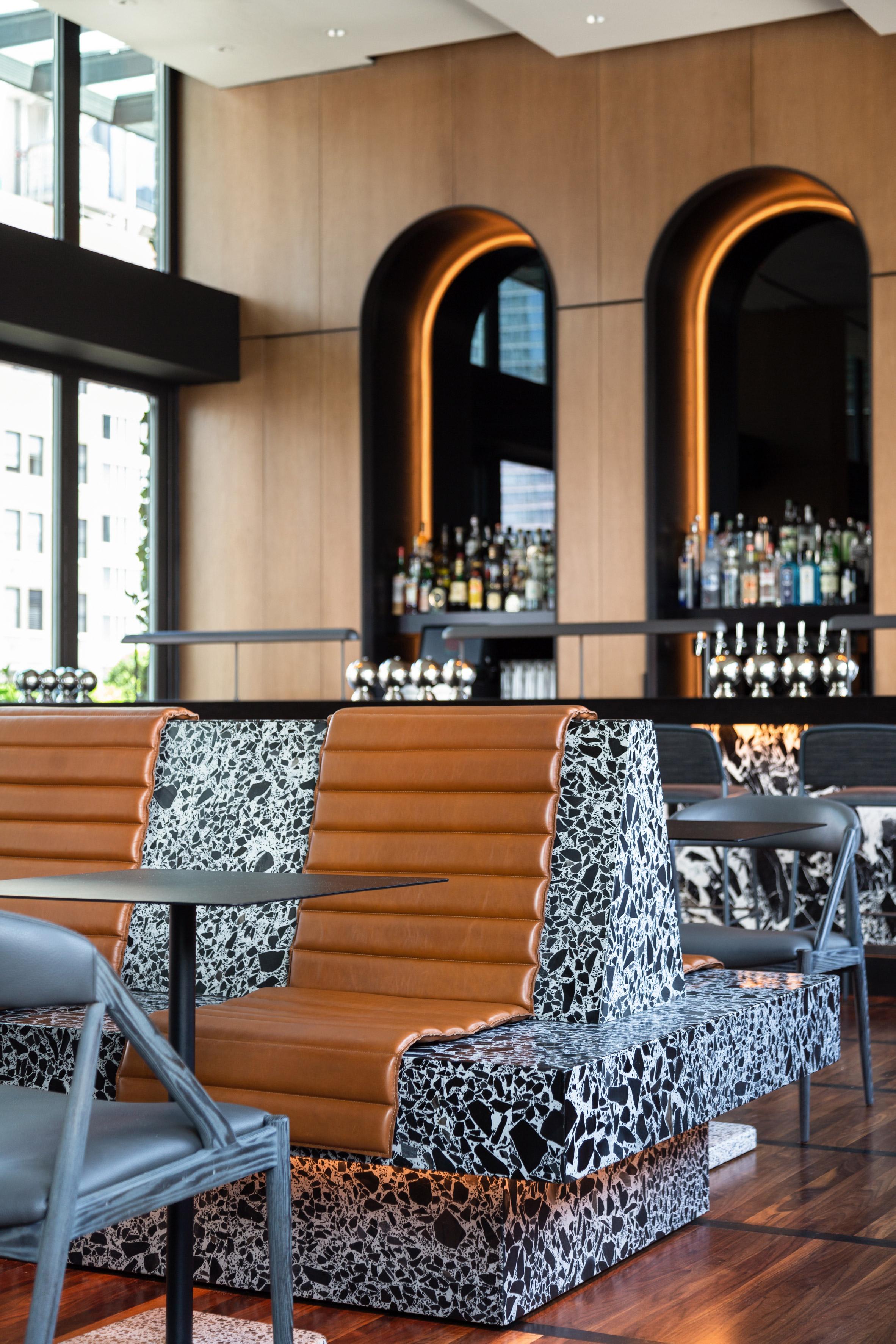 Castell bar by BHDM
