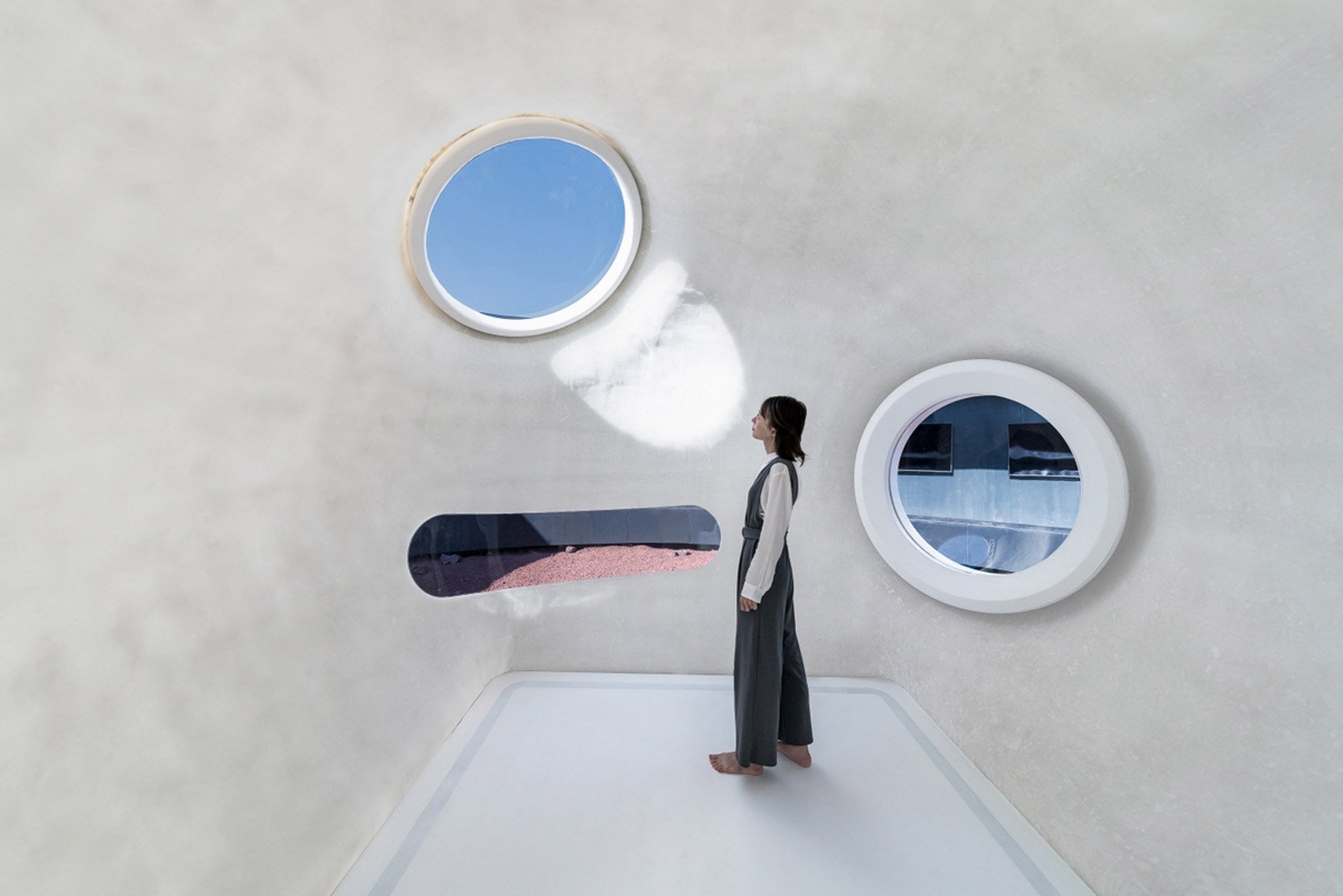 China House Vision Beijing future home architecture