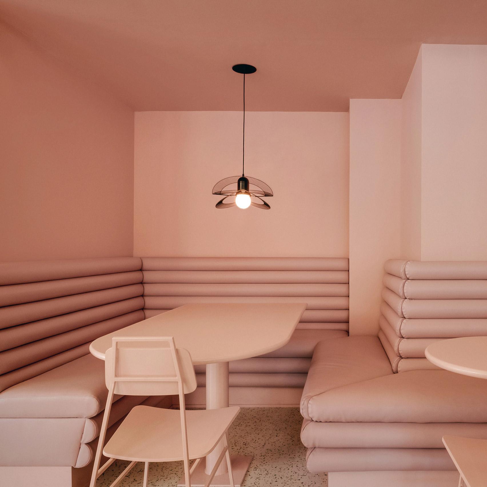 Pastel Rita (Монреаль, Канада) by Appareil Architecture