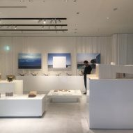Nine objects by Japanese makers inspired by an art collector's house launched at Designart Tokyo