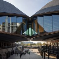 Explore the Coal Drops Yard by Heatherwick Studio in 360-degree movie