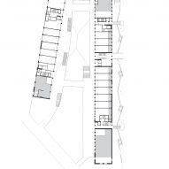 Coal Drop Yards shopping centre at King's Cross by Thomas Heatherwick Studio