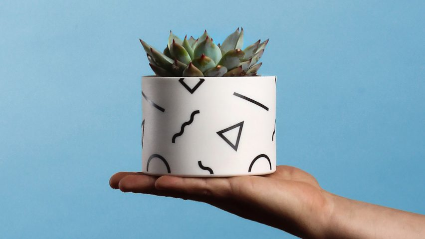 Competition Win A Porcelain Vase From Jack Lavericks Memphis Collection