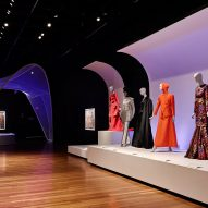 Contemporary Muslim Fashions at de Young Museum