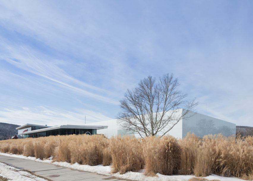 Corning Museum of Glass extension by Thomas Phifer, Corning, New York