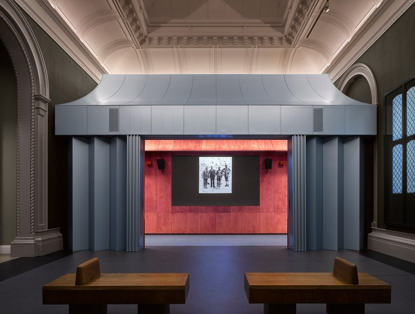 V&A Photography Centre by David Kohn Architects. Photograph by Will Pryce