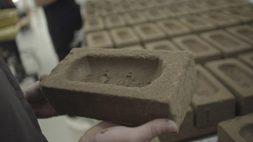Atelier NL will use London clay to produce the Dezeen Awards trophies