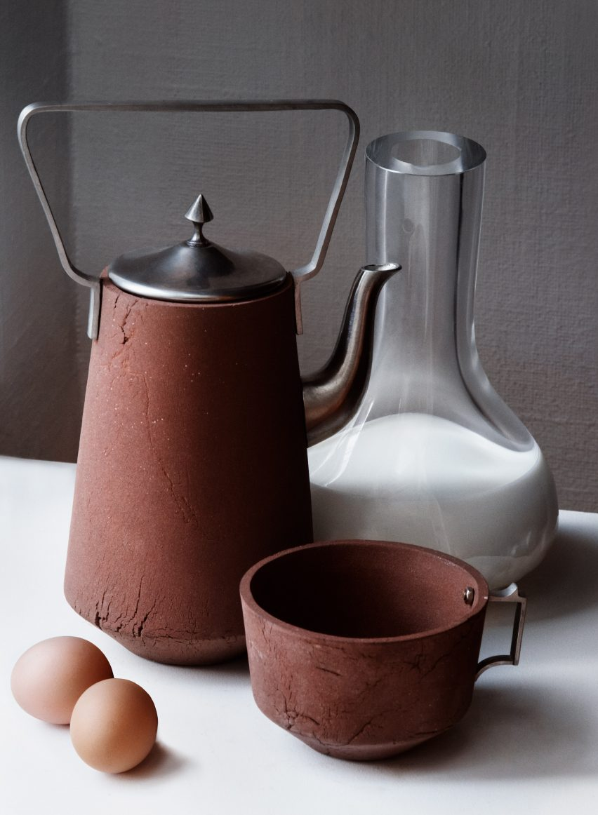 Drawn From Clay by Atelier NL