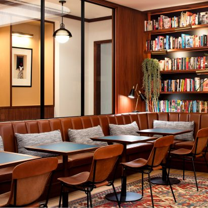 Eaton DC Hotel Mixes Politically Charged Elements With Retro Interiors