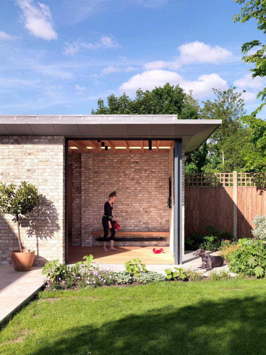 Garden Pavilions by Threefold Architects