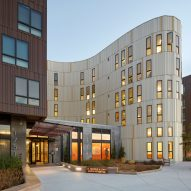 David Baker creates apartment building for low-income seniors in San Francisco