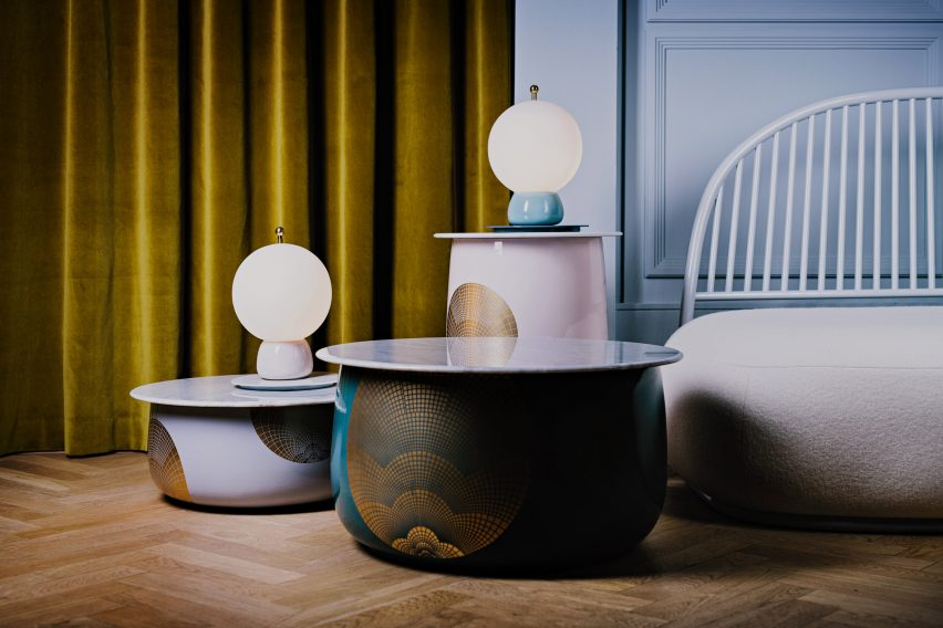 Below the Heavens by Ini Archibong for Sé furniture design