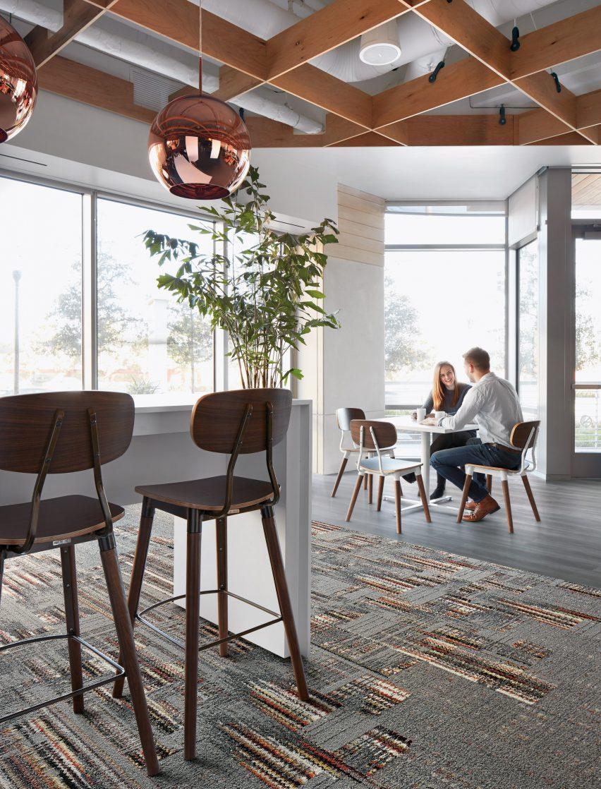 Interface Carbon Neutral Floors