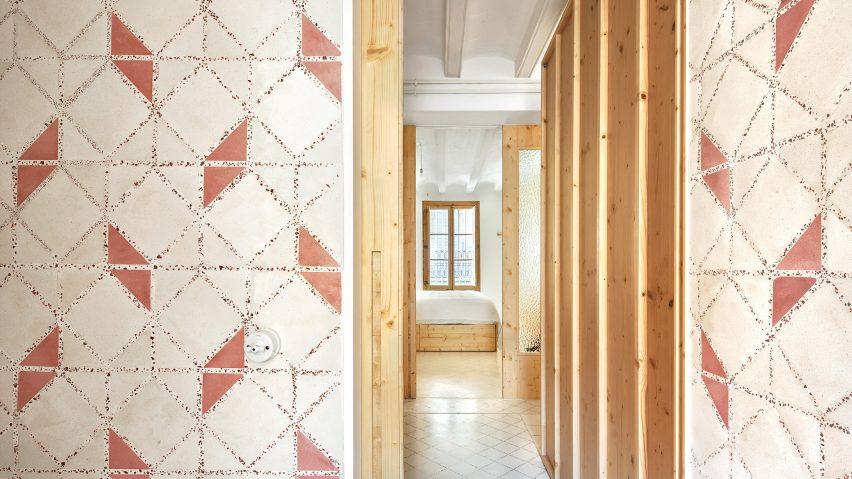 Dezeen roundups: tiles