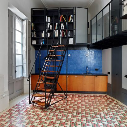 Seven Barcelona Homes With Tile Designs Worth Repeating