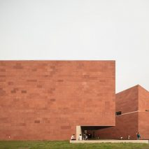 International Design Museum of China by Alvaro Siza and Carlos Castanheira