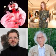 Latest interviews on Dezeen include Björk, Christo and Stella McCartney