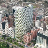 BIG releases plans for IQON skyscraper in Ecuador