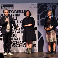 """The future of design is female"" says Istanbul Design Biennial curator Jan Boelen"
