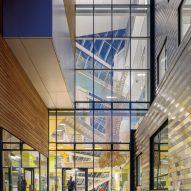 Karl Miller Center by Behnisch Architekten