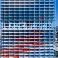 La Marseillaise skyscraper by Jean Nouvel