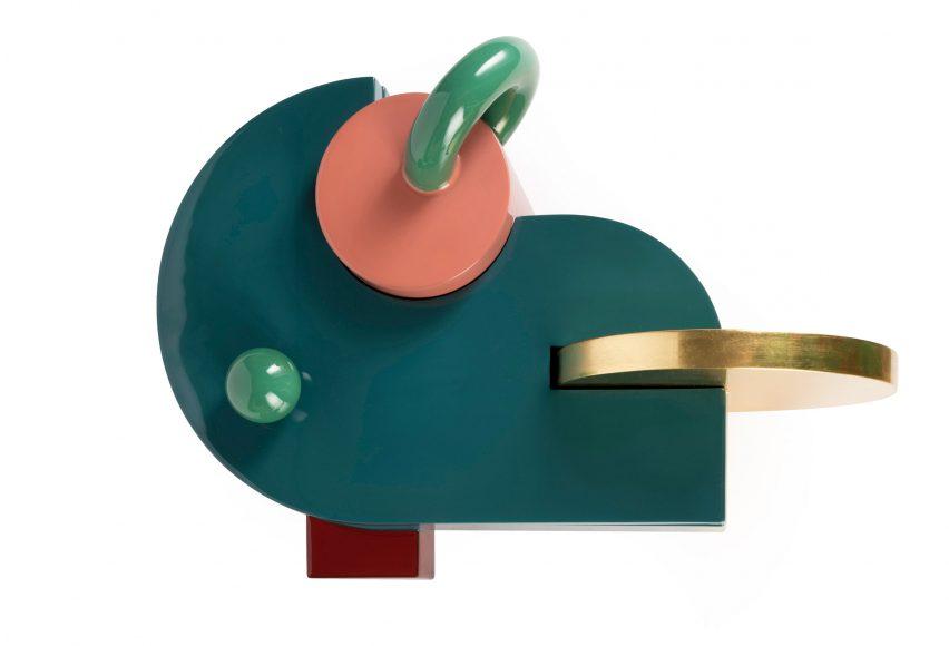 Lara Bohinc creates a contemporary take on traditional urushi boxes