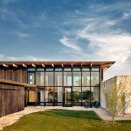 Michael Hsu creates Llano Retreat for remote spot in Texas Hill Country
