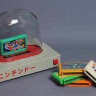 Love Hultén creates shrine to Nintendo Entertainment System