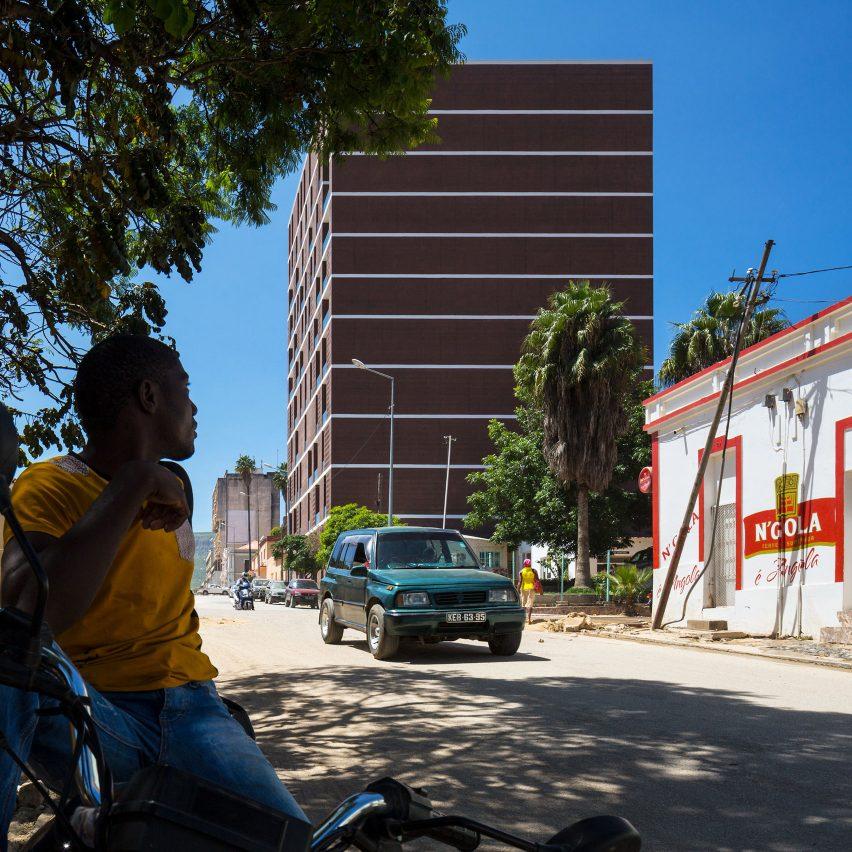 Lubango centre by Promontorio