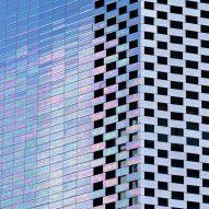 MVRDV covers Beijing shopping centre in shimmering ceramic tiles