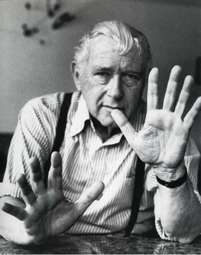 Marcel Breuer – Bauhaus architect and furniture designer
