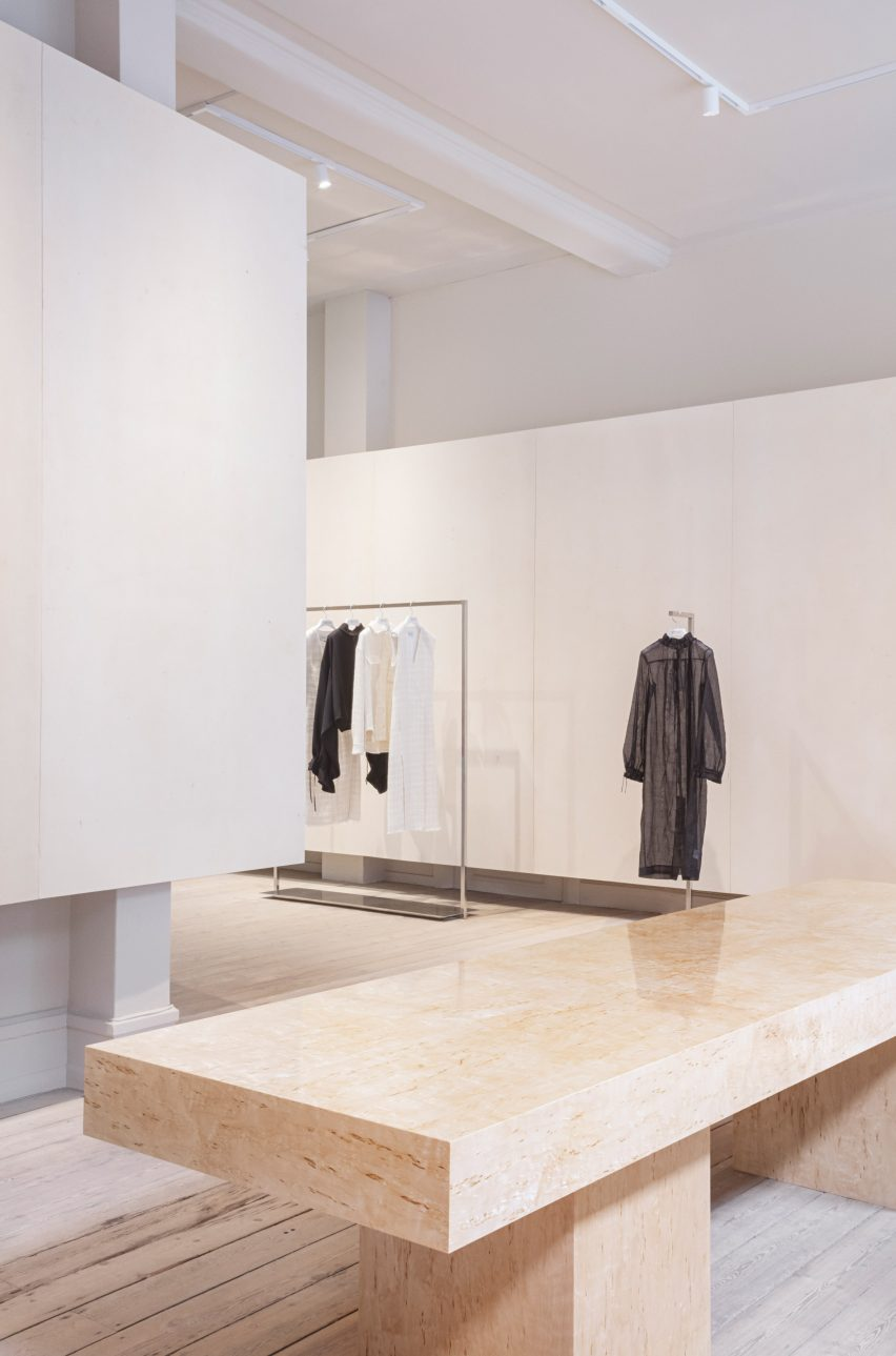 Mark Kenly Domino Tan store by Studio David Thulstrup