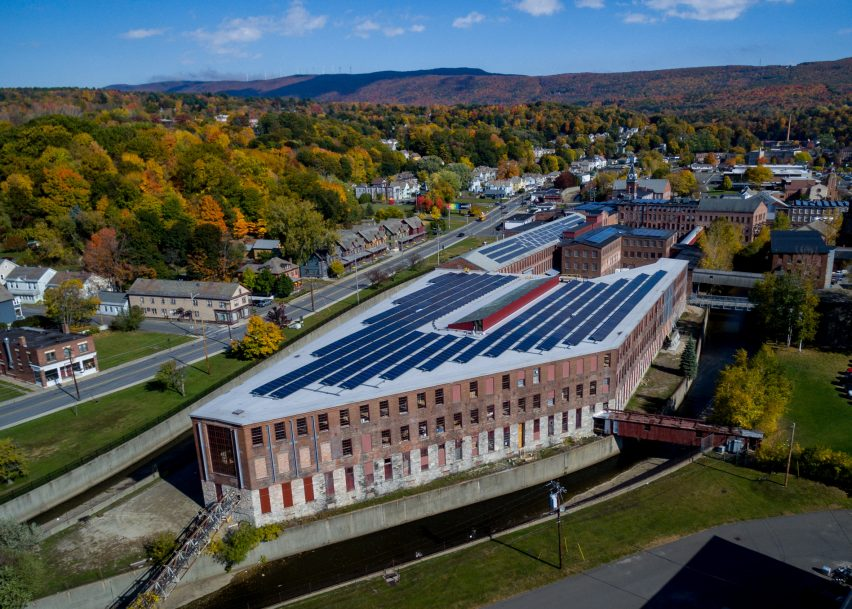 MASS MoCA expansion by Bruner/Cott, North Adams, Massachusetts