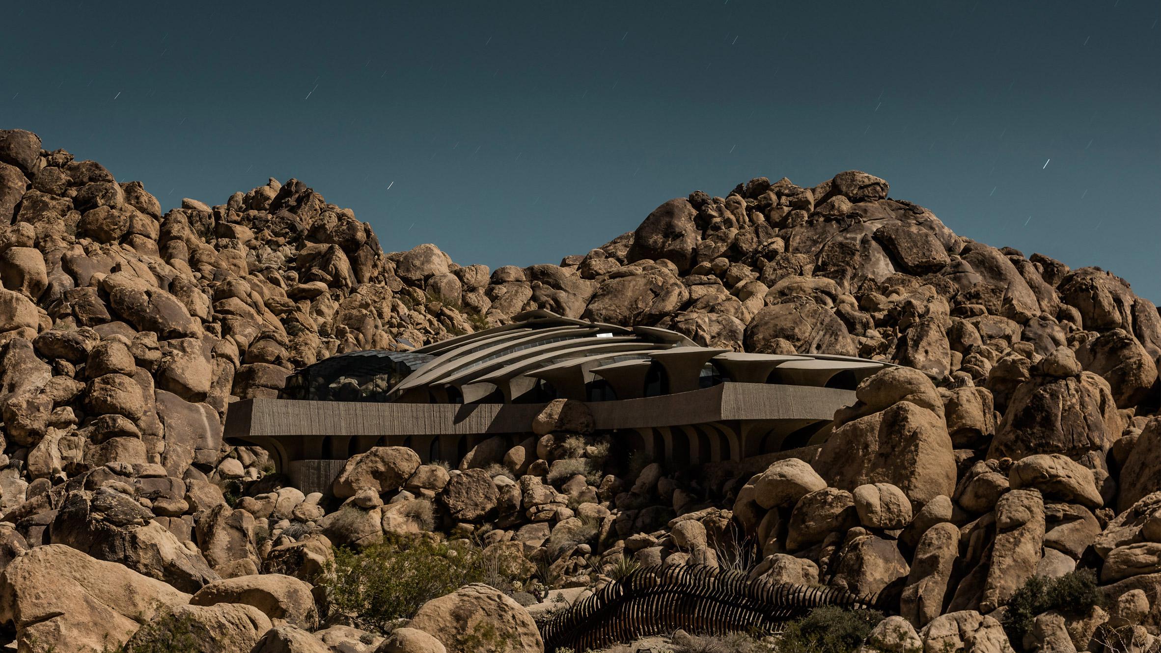 Tom Blachford expands Midnight Modern architecture photo series