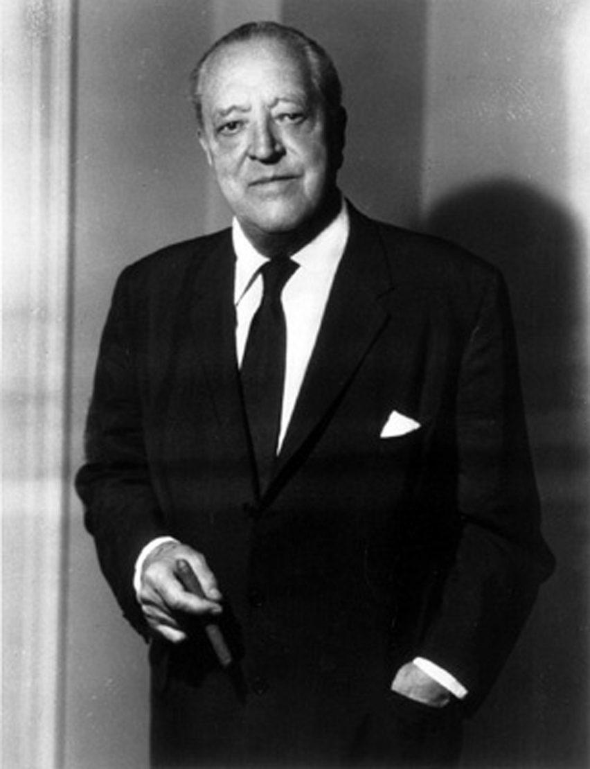 Mies van der Rohe Bauhaus director