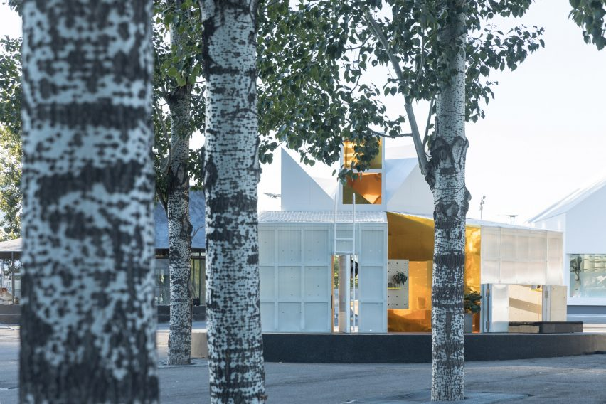 MINI Living Urban Cabin in Beijing by Dayong Sun of Penda