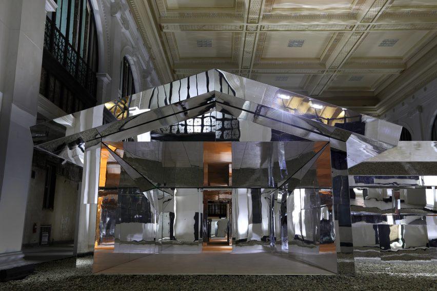 Mirage Detroit by Doug Aitken