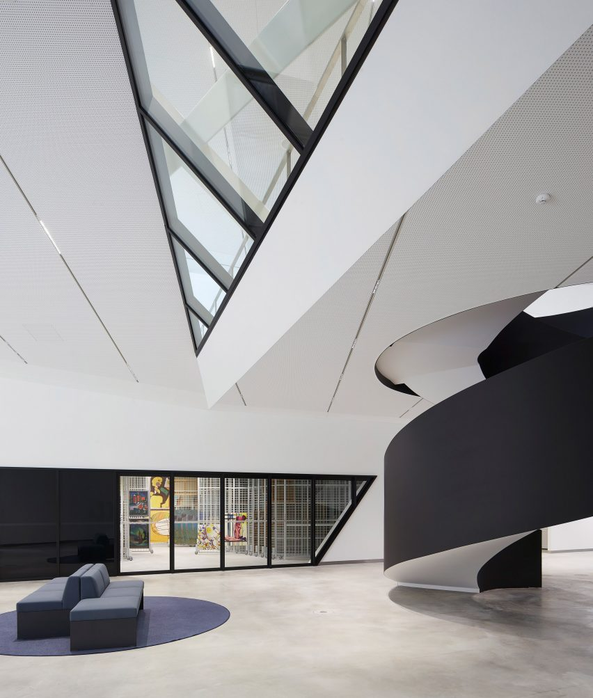 MO Museum by Studio Libeskind