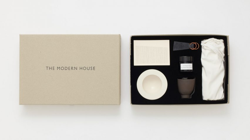Faye Toogood assembles moving-in box for design-conscious homebuyers