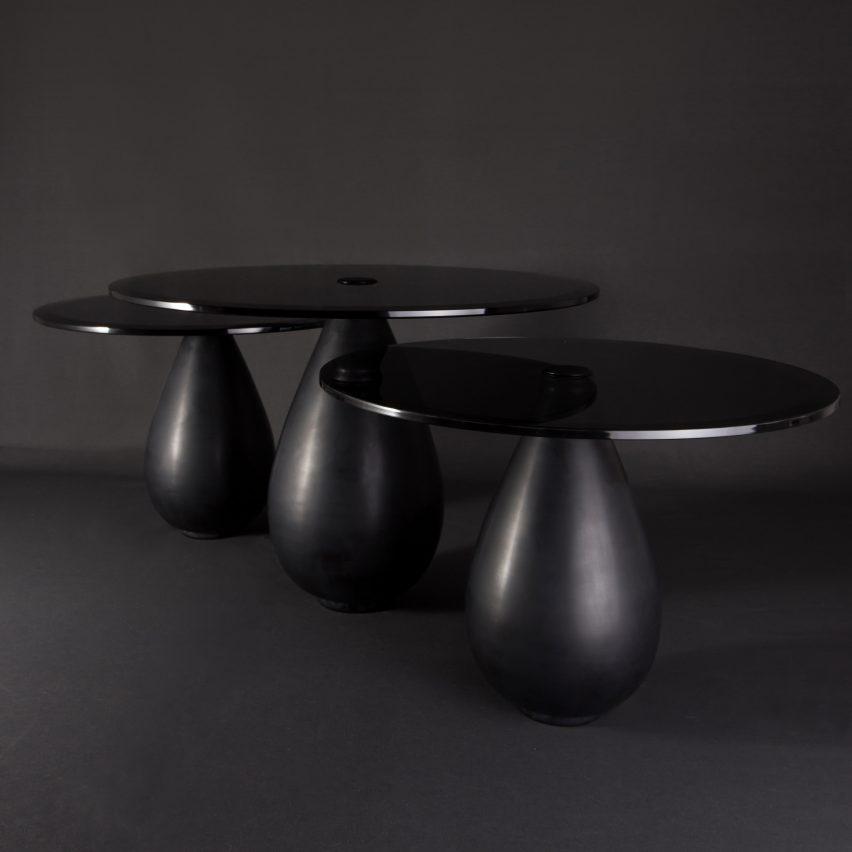 Mura Table by Bandido Studio