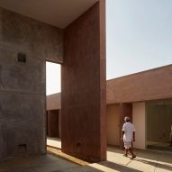 "Peru offers architects ""tremendous freedom"" say Barclay and Crousse"