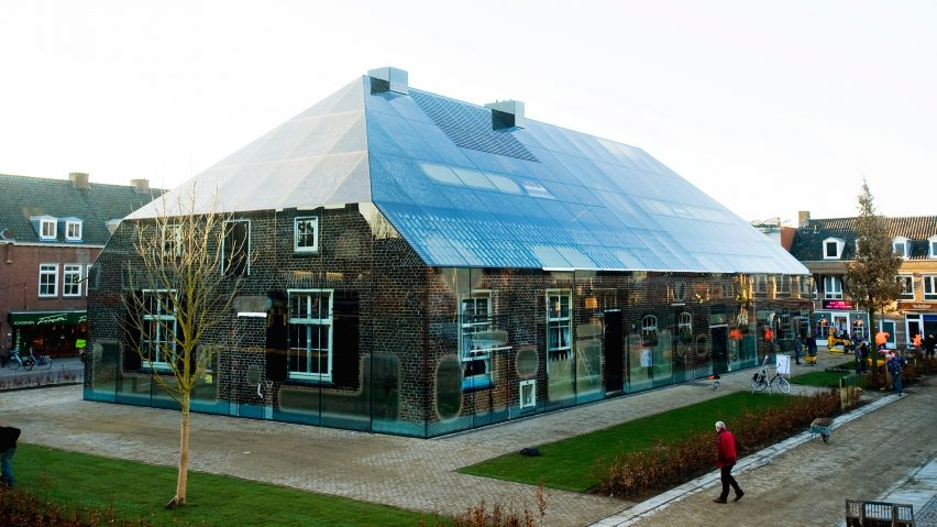 Glass Farm by MVRDV