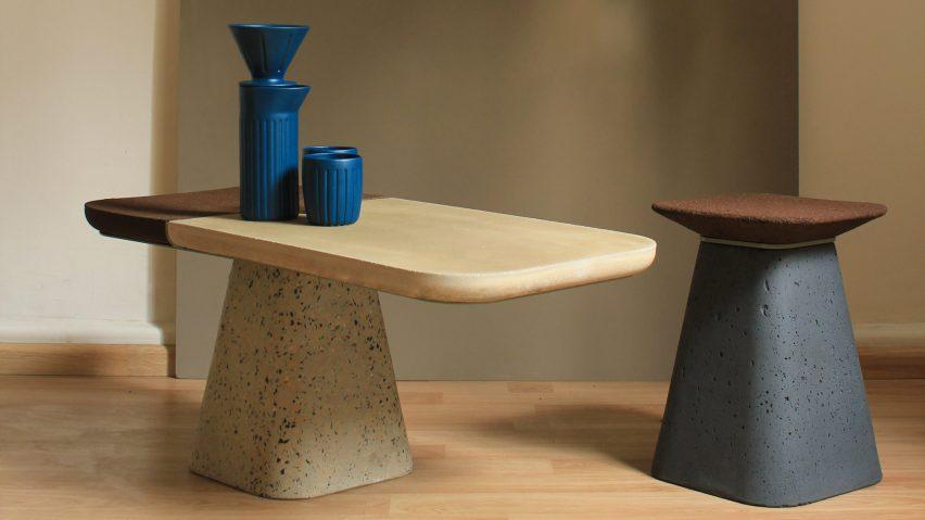 Мебель из кофе