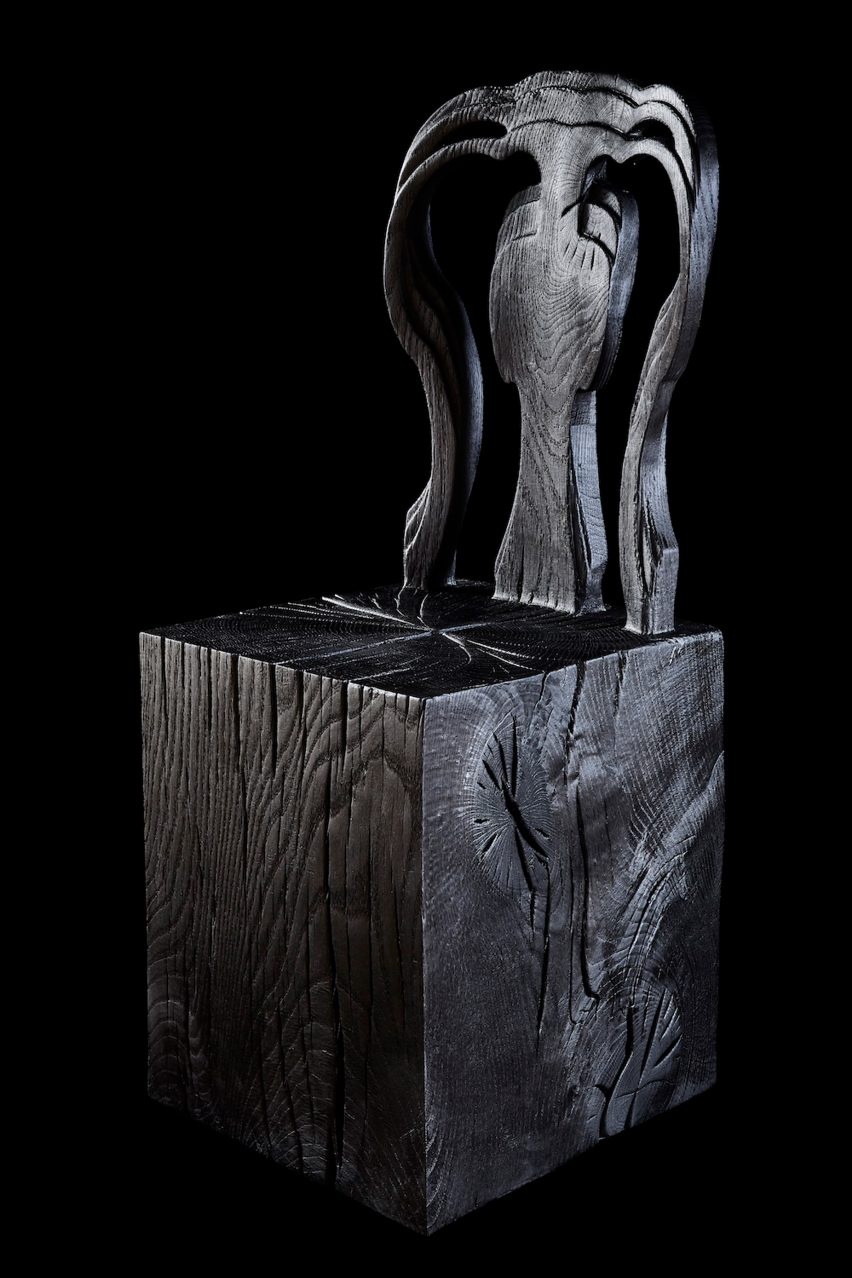 Eight of the best pieces at PAD that focus on natural forms and materials