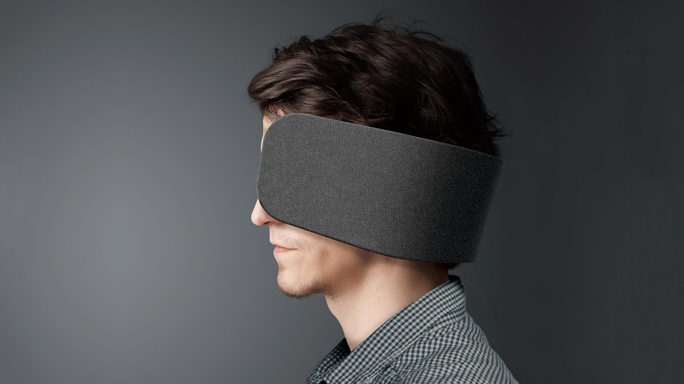 Panasonic's human blinkers help people concentrate in open-plan offices