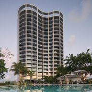 OMA completes two towers at Park Grove complex in Miami