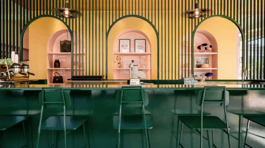 10 visually striking cafes to visit in cities all around the world