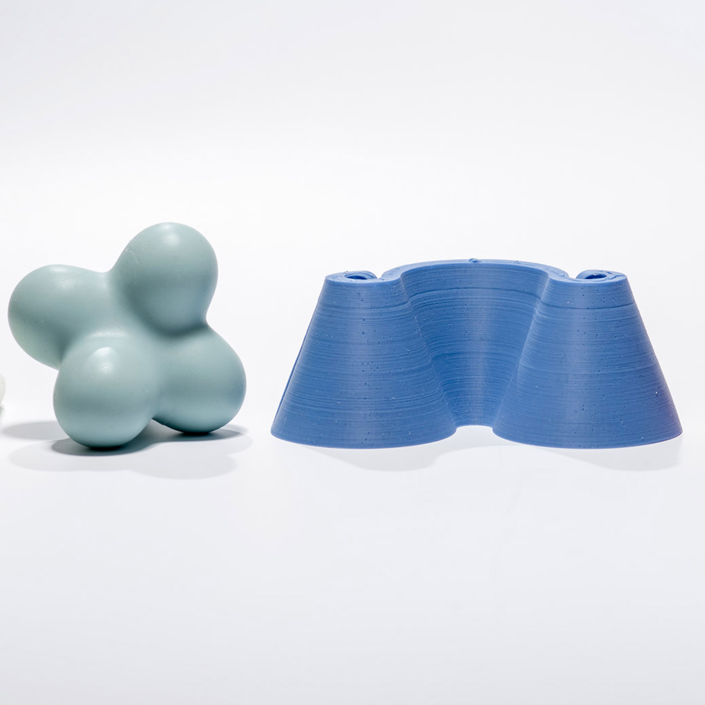 Paula Lorence creates tactile objects for children with autism